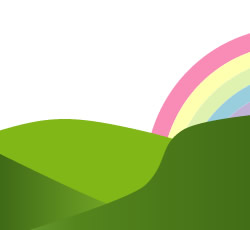 greenhill and rainbow